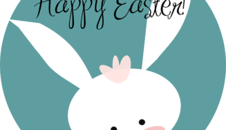 It's Easter – A time to celebrate and reflect